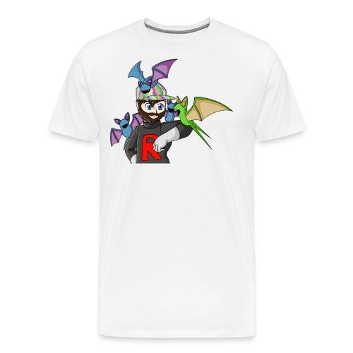 AJ and Zubat - Men's Premium T-Shirt