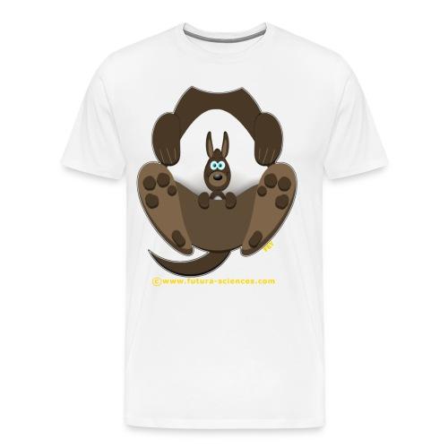 kangouroujaune - T-shirt Premium Homme