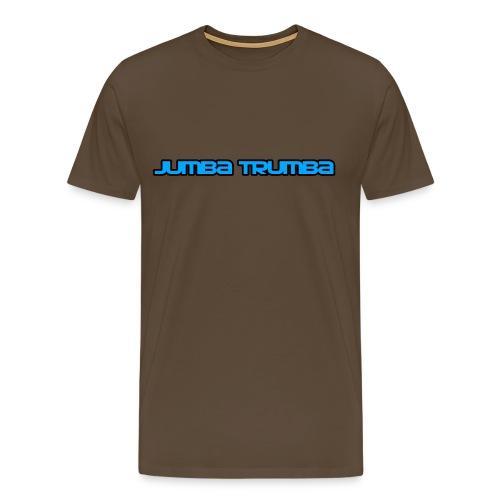 Jumba Trumba Spreadshirt - Men's Premium T-Shirt