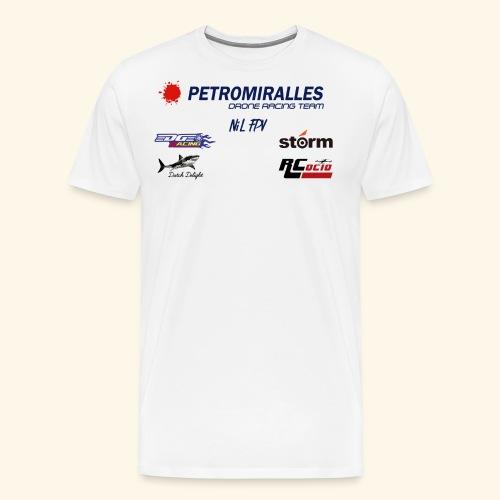 DRONE RACING TEAM - Camiseta premium hombre
