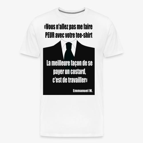 M et le tshirt - T-shirt Premium Homme