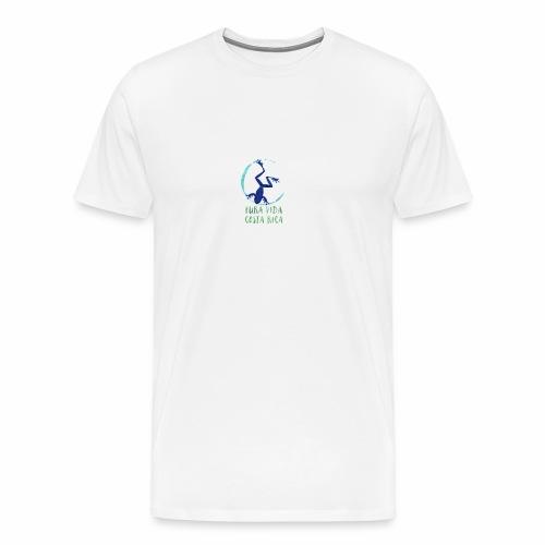 Souvenir Costa Rica - Camiseta premium hombre