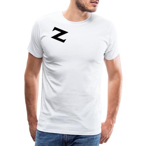 Zenix Offizielles Logo - Männer Premium T-Shirt