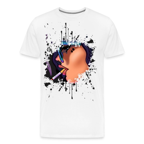 BEW - Herre premium T-shirt