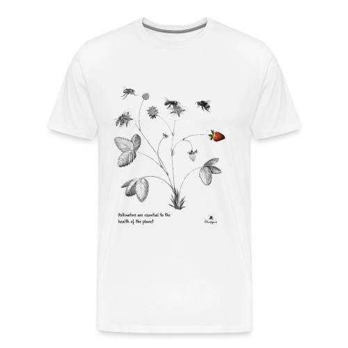 Pollinators - Camiseta premium hombre