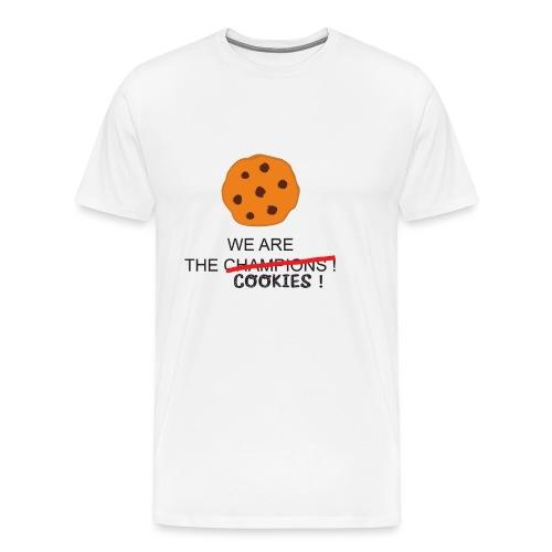 WE ARE THE COOKIES - Maglietta Premium da uomo