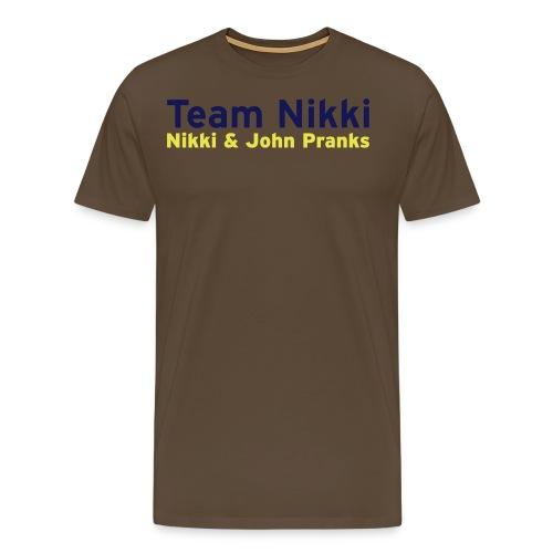 Team John! - Men's Premium T-Shirt