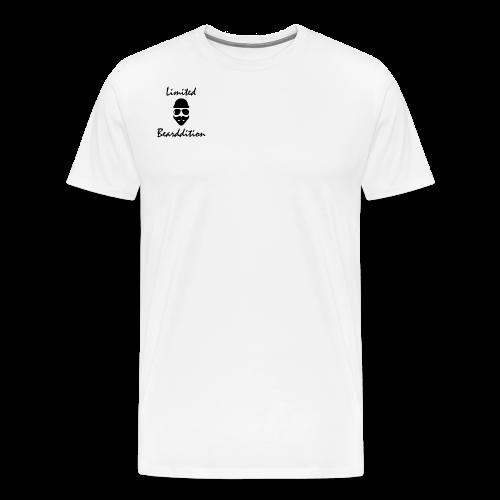 Limited Bearddition - Männer Premium T-Shirt