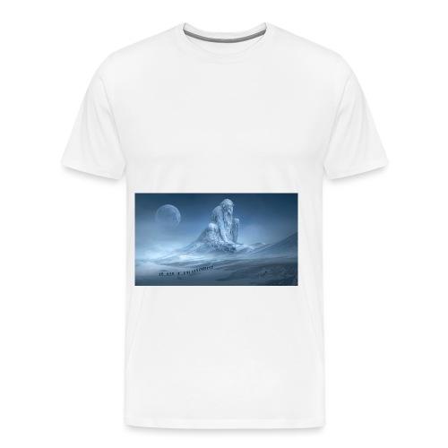 Glacier fantaisie - T-shirt Premium Homme