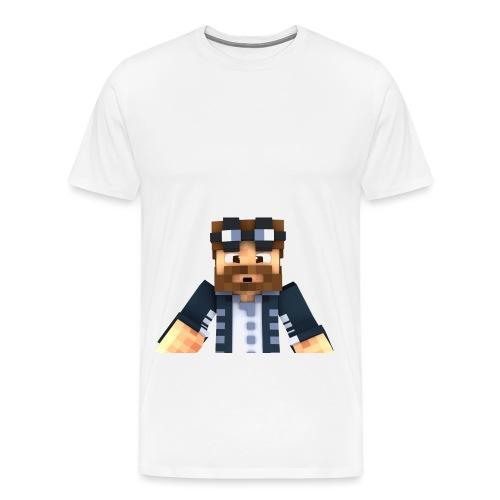 TitanHammer Soprendido - Camiseta premium hombre