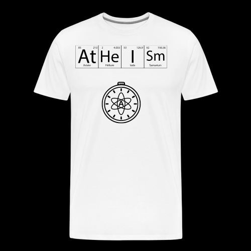 AtHeISm - T-shirt Premium Homme