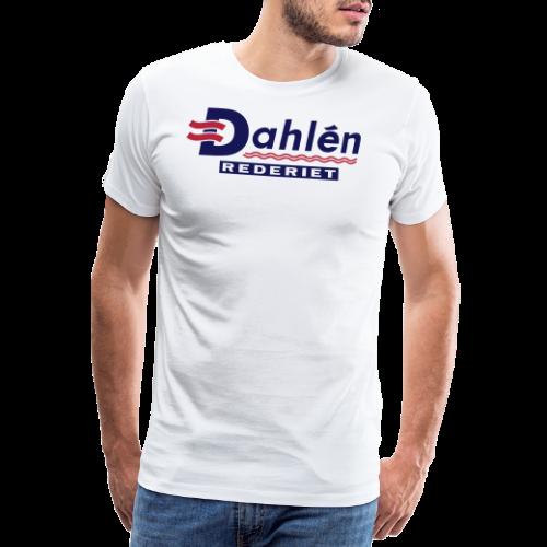 Dahlén Rederiet - Premium-T-shirt herr