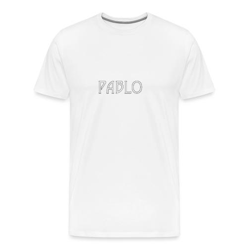 pablo - Herre premium T-shirt