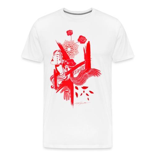 red fenix - Maglietta Premium da uomo