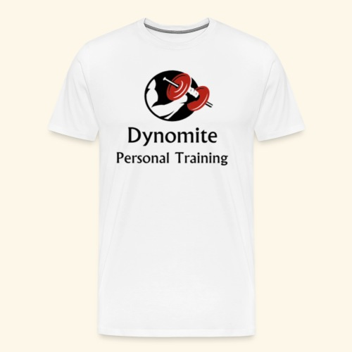 Dynomite Personal Training - Men's Premium T-Shirt
