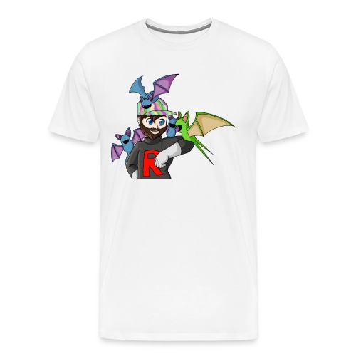 AJ and Zubat - Men's Premium T-Shirt