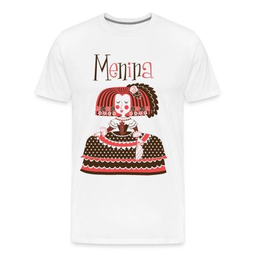 MENINA - Camiseta premium hombre