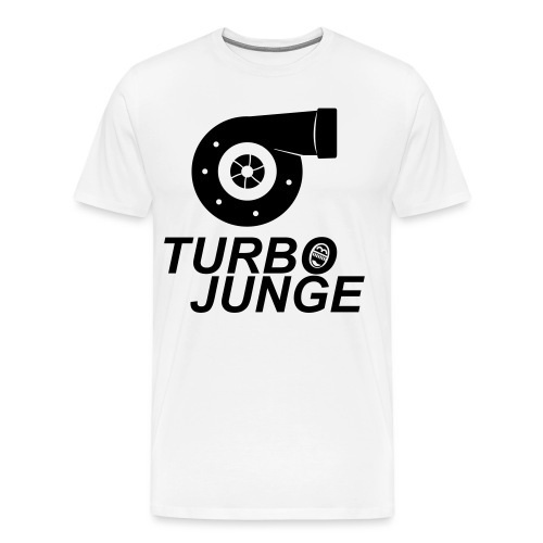 Turbojunge! - Männer Premium T-Shirt