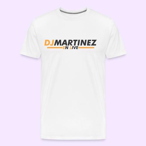 DJMARTINEZ - T-shirt Premium Homme