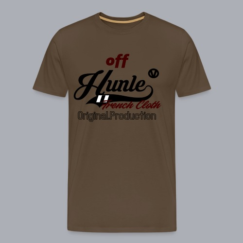 Hunle Veritable Collection n°2 - T-shirt Premium Homme