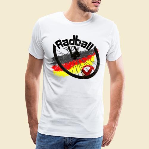 Radball   Deutschland - Männer Premium T-Shirt