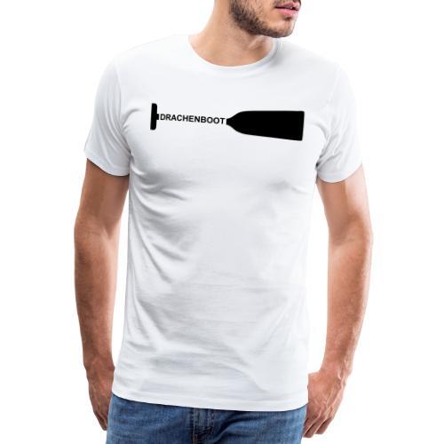 Drachenboot Paddel Drachenbootsport 1c - Männer Premium T-Shirt