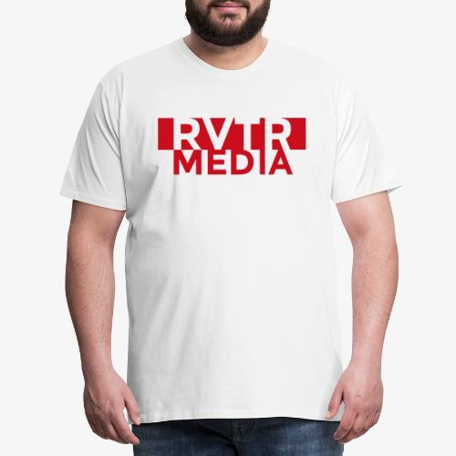 RVTR media red - Männer Premium T-Shirt