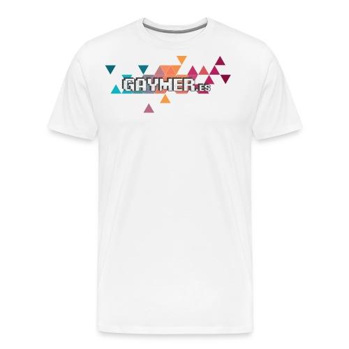 Logo Gaymer.es - Camiseta premium hombre