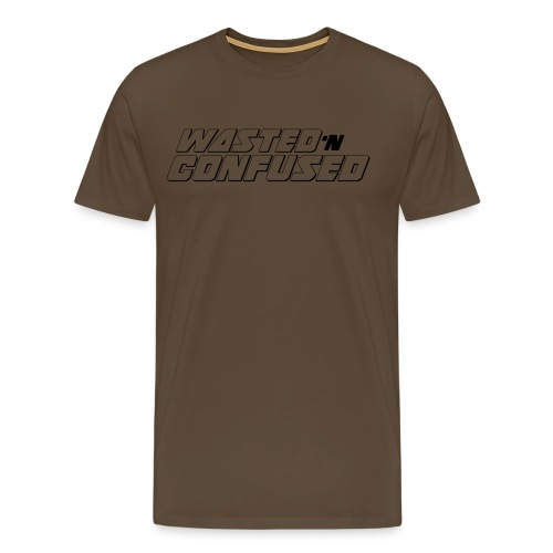 OFFICIAL WNC MERCHANDISE (wit) - Mannen Premium T-shirt