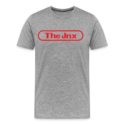 The Jnx png - Premium-T-shirt herr