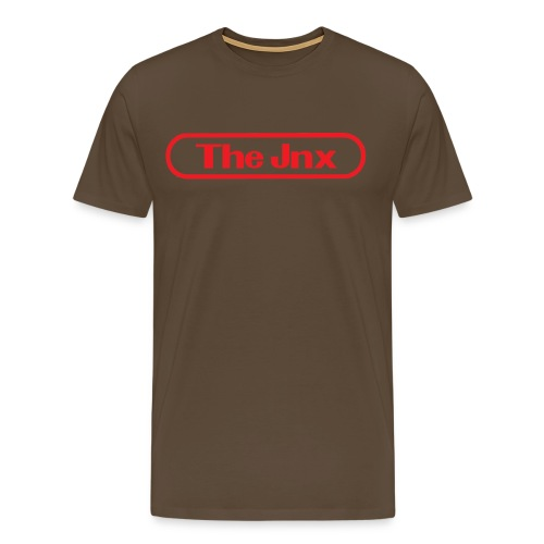 The Jnx png - Premium-T-shirt herr