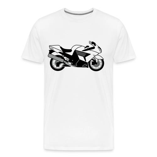ZZR1400 ZX14 - Men's Premium T-Shirt