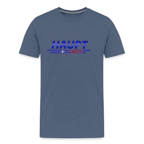 Haupt_2017_bIGNEU_4000 - Männer Premium T-Shirt
