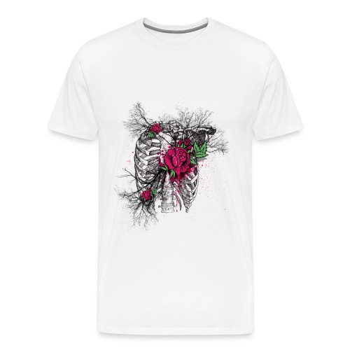 Dead Roses - Men's Premium T-Shirt