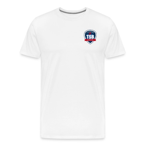 TSB_Logo_Basketball_rgb - Männer Premium T-Shirt