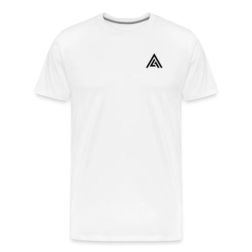 01 logo - T-shirt Premium Homme