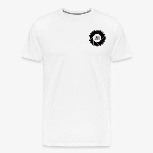 LMS MEDIA - Männer Premium T-Shirt