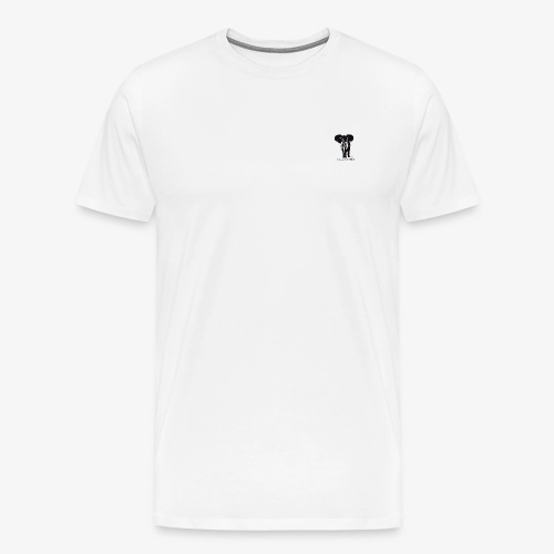 Elephant north - T-shirt Premium Homme