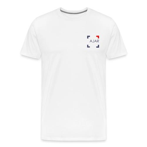 AJAR Logo - T-shirt Premium Homme
