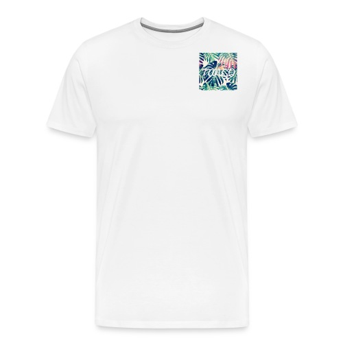 Hawaiian Logo - Men's Premium T-Shirt
