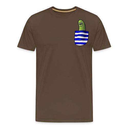 Pocket Pickle #1 - Maglietta Premium da uomo
