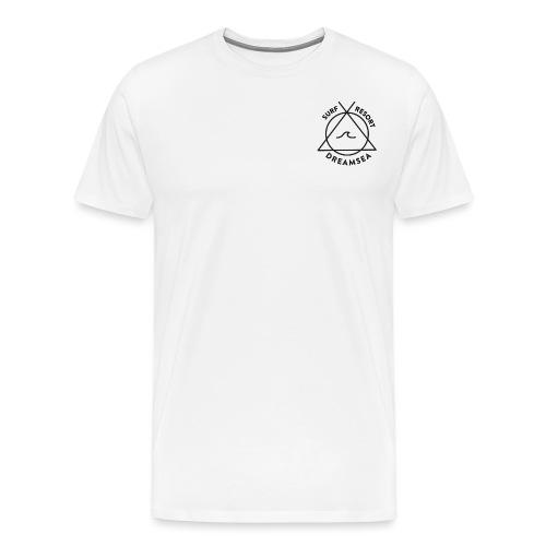 DREAMSEA SURF RESORT NEGRO - Camiseta premium hombre