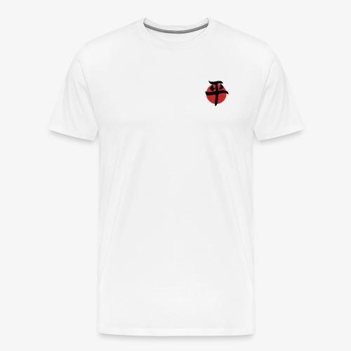 paz letra japonesa - Camiseta premium hombre