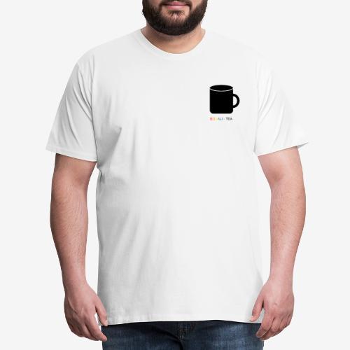 EQUALI - TEA - Herre premium T-shirt