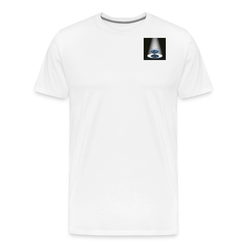 blue diamond traveller album jpg - Men's Premium T-Shirt