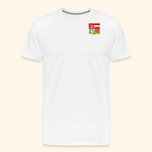 Blason ville de Liege - T-shirt Premium Homme