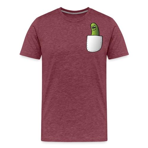 Pocket Pickle #2 - Maglietta Premium da uomo