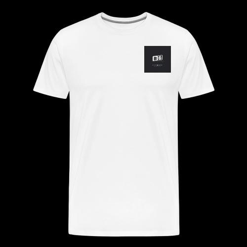 beam gaming - Mannen Premium T-shirt