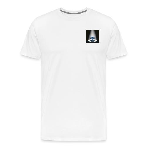 blue diamond traveller album jpg - Men's Premium T-Shirt