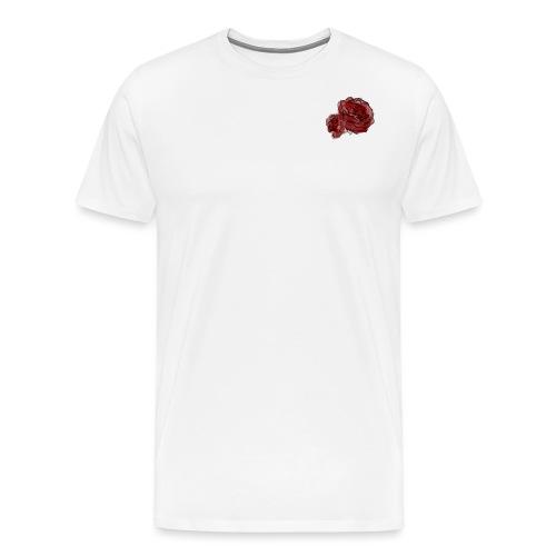 ROSES - Mannen Premium T-shirt